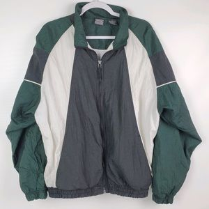 Vintage David Taylor sports jacket wind breaker